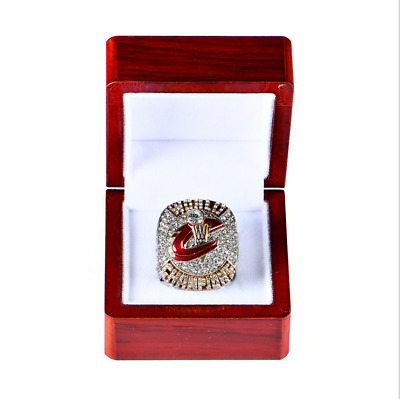 2016 NBA Cleveland Cavaliers Championship ring Memorial ring James Collection