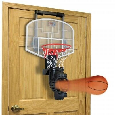 Franklin Shoot Again Door Mount Basketball with Automatic Ball Feeder FC14043