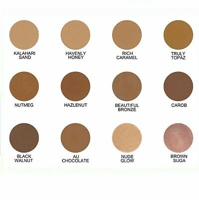 100% Genuine Guaranteed BLACK OPAL Makeup True Color Creme STICK Foundation - UK