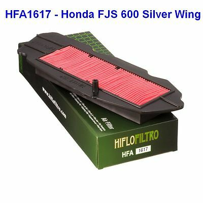 Air Filter Honda FJS 600 Silver Wing, PF01, Scooter, HFA1617, 400, SW-T, NF03