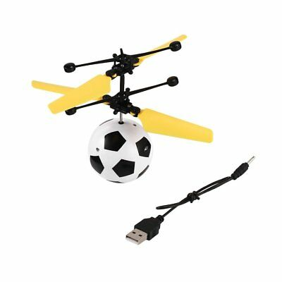 Suspension Helicopter Flying Hand Sensor Aircraft Toy Camouflage Ball Fly Toy YT