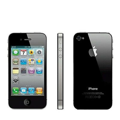 Movil Apple iPhone 4 A1332 16 GB Negro Usado | A