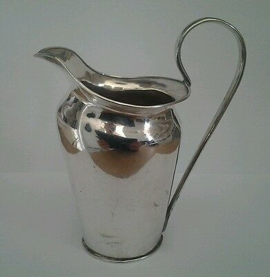 Lovely Silver Plated Cream / Milk Jug Creamer 5""