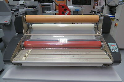 "GBC Catena 65 25"" Roll Laminator Lamination Warranty – Seal Ledco D&K"