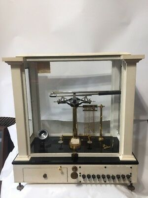 Antique WM Ainsworth & Sons balance Scale