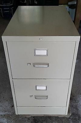 Hon Legal Size Filing Cabinet - Used