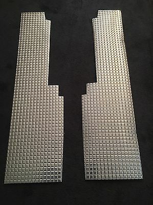 2 Pairs 4 Pieces Northwestern Silver Mylar for Super 60 Model 60