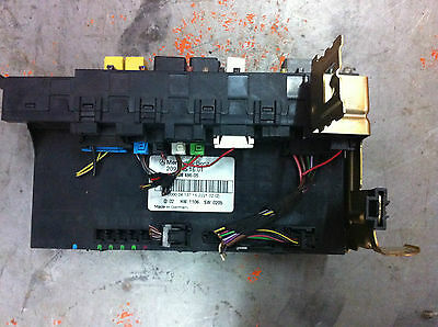 MERCEDES BENZ W203 C180 C200 C240 C320 Sam Unit Relay Fuse Box 2095451601