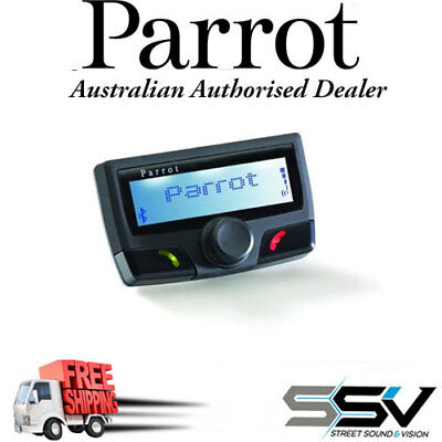 Parrot CK3100 LCD Bluetooth hands free car kit with LCD display Parrot