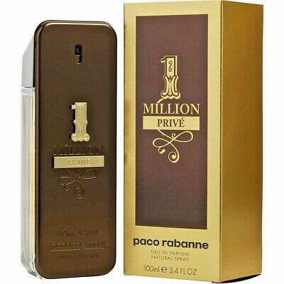 Paco Rabanne 1 Million Perfume for Men Type Body Oil 0.3oz 10ml Roll On New! one