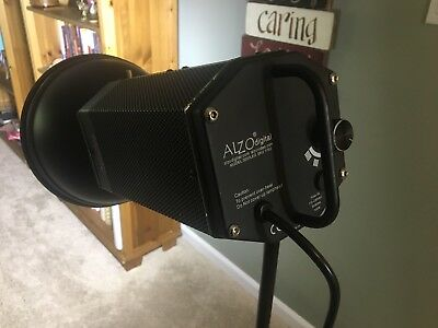 Alzo 3000 Professional LED (Daylight) light With Bowens Speedring