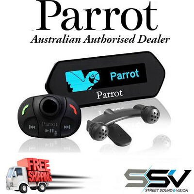 Parrot MKi9100 Bluetooth with blue OLED Screen Parrot