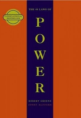 The 48 Laws Of Power (The Robert Greene Collection) by Robert Greene.