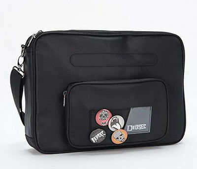 Watch Dogs 2 Game Marcus Holloway Cosplay Bag Cross Body Shoulder Badges Bags