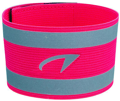 Reflective hi vis arm / ankle band for running, cycling, walking, outdoor sports