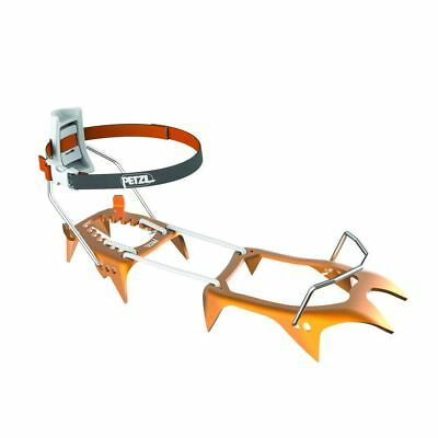 PETZL LEOPARD LLF - Ultra light crampon with LEVERLOCK FIL binding