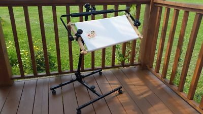 Cross-stitch machine (Frame holder) Pro