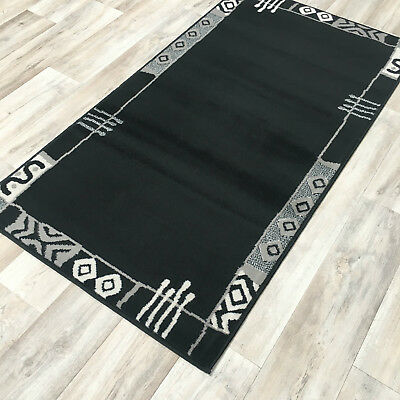New Black Grey Small Rugs Rug Extra Large Big Huge Size Floor Carpet Mat Cheap
