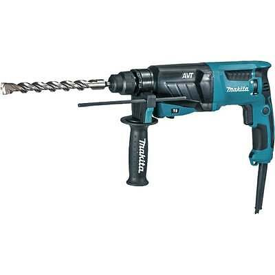 Makita HR2631F Sds Rotary Hammer Drill 240v In Carry Case