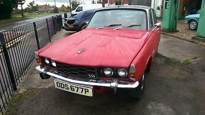 Rover P6B 3500 V8 Automatic