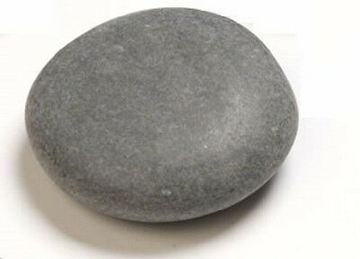 20 LB Slate Black Fire Stones for Fireplace and Firepits