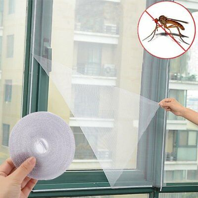 Window Mesh Insect Screen Large Net Bug Fly Mosquito Door Curtain Protection New