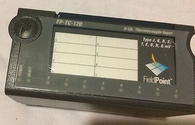 National Instruments Fieldpoint FP-TC-120 8-Channel Thermocouple Module