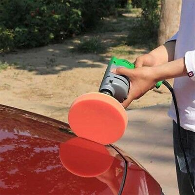 7pcs Gross Polishing Buffing Pad Kit for Car Polishing With Drill Adapter YG