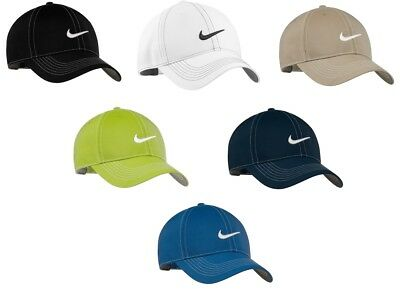 NIKE Swoosh Front Hat 333114 Mens Adjustable Cap - Pick a Color