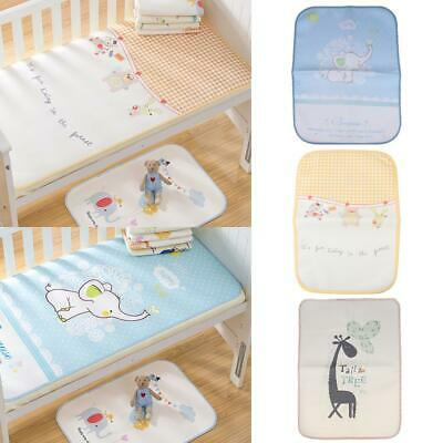 Baby Infant Waterproof Washable Urine Mat/Changing Pad Cover Change Mat