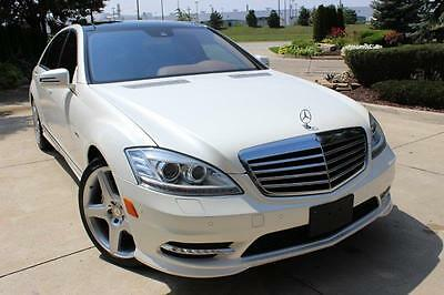 2012 Mercedes-Benz S-Class S550 AMG PACKAGE-EDITION(TURBOCHARGED) 2012 Mercedes-Benz S-Class S550 AMG PACKAGE-EDITION (TURBOCHARGED)