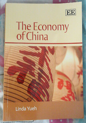 The Economy of China by Linda Yueh (Paperback, 2012)