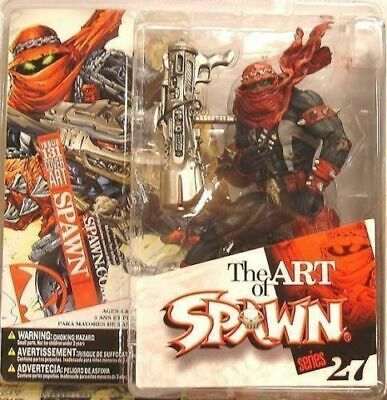 The ART of SPAWN series 27: SPAWN ISSUE 131 COVER ART - McFarlane NUOVO NEW