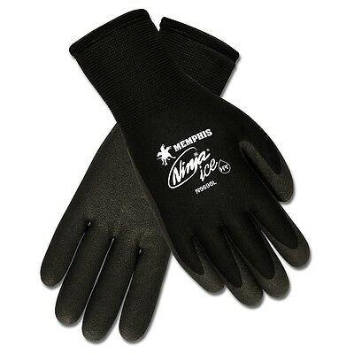 Memphis N9690 Ninja™ Ice Gloves, Insulated, Dual Layered, HPT Coating, 12 pair