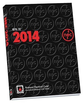 Nfpa National Electrical Code, Loose Leaf, 2014  Includes Book 7014LL
