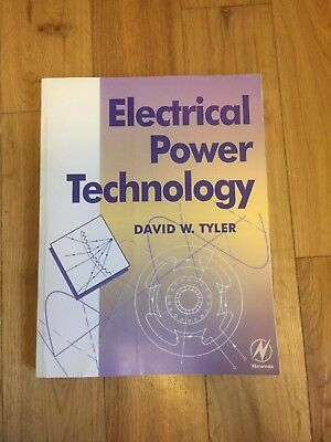 Electrical Power Technology David Tyler