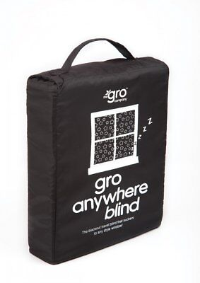 NEW Gro Anywhere Blind - Blackout Blind for Baby & Kids Room