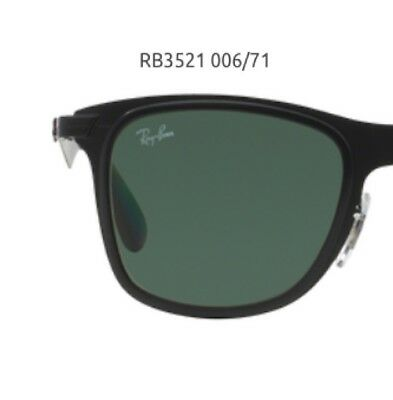 Ray Ban Rb 3521 original replacement lenses Ray Ban 3521 lenti originali ricambi