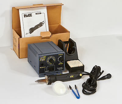 Pace SX-80 desoldering system