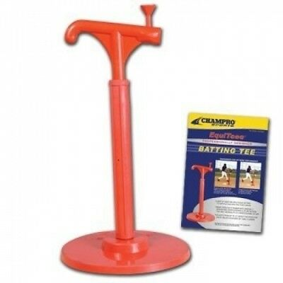 Champro Equitee Batting Tee (Black). Free Delivery