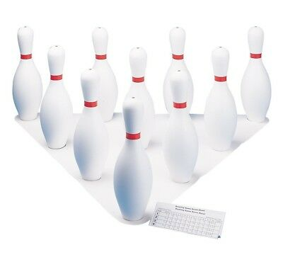 Champion Sports Plastic Bowling Pin Set. Delivery is Free