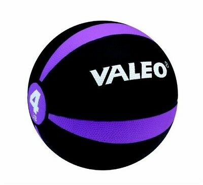 (4-Lbs.) - Valeo Medicine Ball, 1.8kg. Shipping is Free