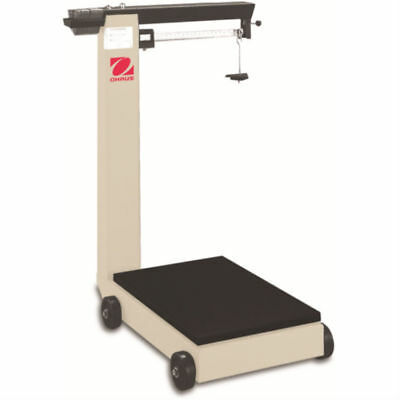 OHAUS OH-D500M Mechanical Beam Scale 1000 lb x 0.5 lb (80252735) NTEP Certified