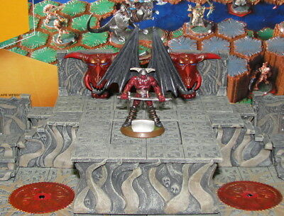 No Card Taelord the Kyrie Warrior Wave 1 Malliddon's Prophecy Heroscape minis