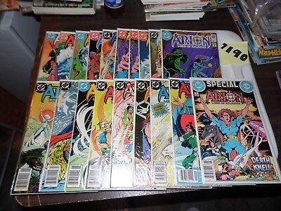 Arion lot 19 books 3 4 5 6 7 8 9 10 11 12 13 14 14 15 16 17 18 20 Special 1