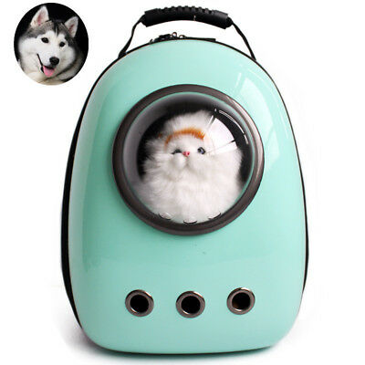 Space Capsule Bubble Pet Carrier Waterproof Handbag Backpack for Cat Small Dog