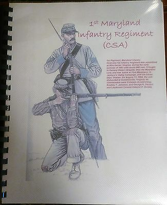 Civil War History of the 1st Maryland Infantry Regiment
