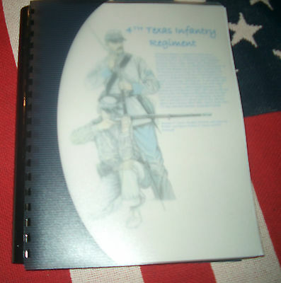 Civil War History of the 4th Texas Infantry Regiment