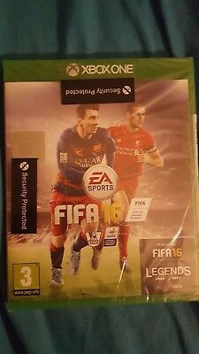 FIFA 16 Xbox One Game. Brand new and sealed
