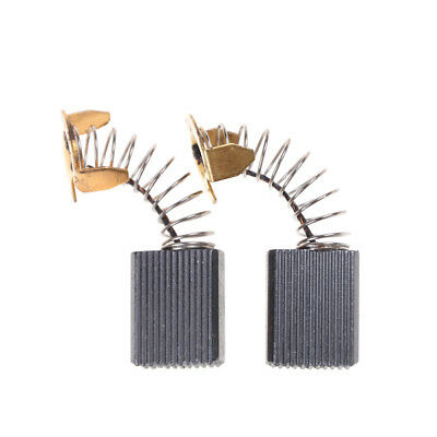 10x 17 x 17 x 7 mm Power Tool Carbon Brushes for Electric Motor H&T
